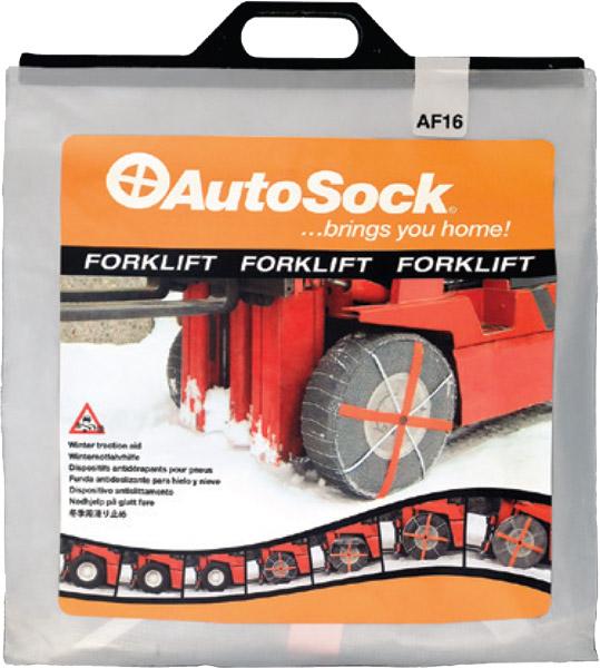 Textilné snehový reťaz AutoSock pre vysokozdvižné vozíky